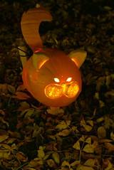 (theleakybrain) Tags: pumpkinnights pumpkin nights mnstatefair p1460108 halloween halloweenwalk minnesota jackolantern jack lantern