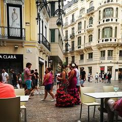 Malaga - Feria (oneticamente) Tags: andalusia spain andalucia siviglia cadiz tarifa granada alhambra alcazar alcazaba tinto de verano cerveza plaza espana malaga almeria cabo gata azulejos gibraltar
