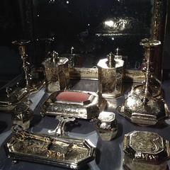 1-6 Dressing Table History (MsSusanB) Tags: metmuseum metropolitan art dressingtable cosmetic silver toiletservice antique