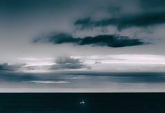 . . . boat sea sky (orangecapri) Tags: orangecapri boat sea sky fishingboat clouds dramaticsky light dark aqua ocean soft contrast sailing water blue bright day sunset bw autumn winter dof detail outdoor waves nature seascape lightanddark