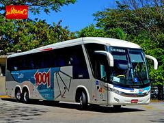Auto Viação 1001 (busManíaCo) Tags: auto viação 1001 marcopolo paradiso g7 1200 scania k360ib 6x2 rodoviário rodoviáriadotietê busmaníaco bus buses 公共汽车