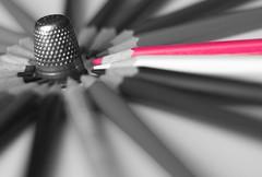 Macro Mondays: Pencils (orsolademaio) Tags: 600d canon macro pencils