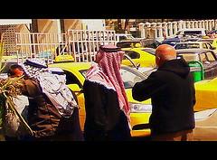 Palestinians Chillin (sashasolmaya) Tags: arabs palestinians bethlehem palestine shemagh chillin hangout