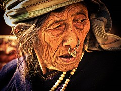 The Old Nepali... (Jerry Tremaine Photography) Tags: nepal woman kathmandu skin old rubyphotographer platinumbestshot asia
