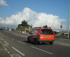 Vauxhall Astra MkIII Van (1) (car and van) Tags: astra mkiii van vauxhall mk3 vauxhallastraivan