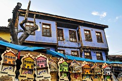 Cumalikizik Houses (yonca60) Tags: cumalikizik bursa turkey house travel village unesco historical oldhouses colorfulhouses vilaagehouses turkishvillages