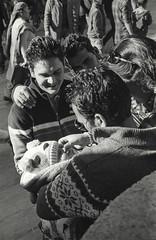 Manali, India [12/24] (Robert Panik) Tags: manali himachal india asia street bw people kodak trix canon a1 film blackandwhite noiretblanc analog documentary candid 50mm culture sepia