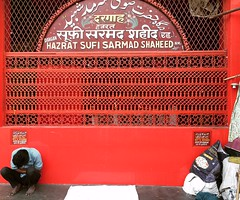 This is Not Michel Houellebecq's Submission (Mayank Austen Soofi) Tags: delhi walla hazrat sarmad shahid dargah sufism islam michel houellebecq