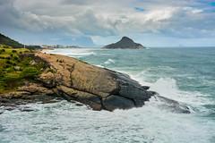 DSC_6261 (sergeysemendyaev) Tags: 2016 riodejaneiro rio brazil         prainha beach ocean storm waves landscape   clouds beautiful