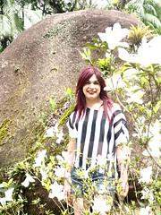 2016.09-30 (SamyOliver) Tags: samycd samyoliver samy samantha samanthaoliver shemale redhead genderfluid crossdresser crossdress transformista transvestite tranny love oliver boytogirl brazilian