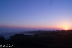 Mer de nuage la hague-50 (Lorimier david) Tags: mer de nuage la hague 251016 normandie normandy nature landscape cloud sea