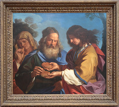 samson and the honeycomb (1600 Squirrels) Tags: 1600squirrels photo 5dii lenstagged canon24105f4 artmuseum museum legionofhonor presidio sanfrancisco sanfranciscocounty sfbayarea nocal california usa paintings il guercino