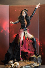 Verycool Raksa (edwicks_toybox) Tags: 16scale asuraonline femaleactionfigure mage magicuser phicen raksa seamlessbody tencent verycool