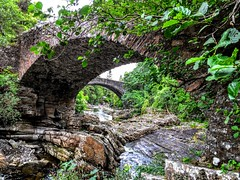 Ancient stone Bridge - Inverness (cattan2011) Tags: river lake bridge mountains mountainscape waterscape travelblogger traveltuesday travel natureperfect naturephotography nature landscapephotography landscape scotland inverness