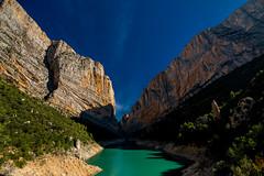 Gorge of Mont-Rebei. Aragonese side path. (prals1969) Tags: catalunya catalunyaarag montrebei