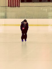 I'm #skating #skate I love #iceskating it's fun I'm going to join a #hockey team soon after my #lessons (joshuaunangst) Tags: skate iceskating lessons hockey skating