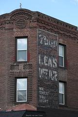 Men's wear (Maurits van den Toorn) Tags: advert advertentie reclame publicity mural muurschildering yakima washington usa