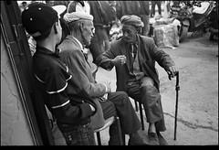 Discussion (intasko) Tags: monochrome film algerie algeria medea man trip landscape mju olympus bw pellicule life vision human algerian tradition islam vie muslim analog