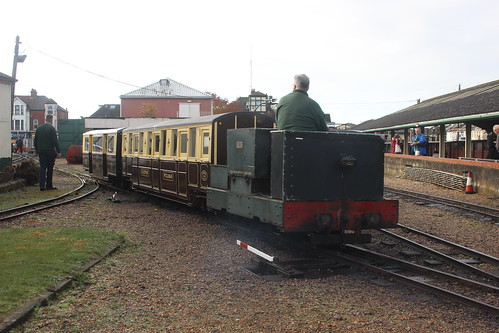 New Romney Carriage Depot Pilot