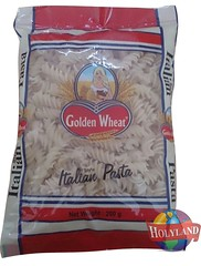 Golden Wheet Fusilli Pasta 200g (holylandgroup) Tags: canned fruit vegetable cannedfruit cannedvegetable nonveg jalapeno gherkins soups olives capers paneer cream pulps purees sweets juice readytoeat toothpicks aluminium pasta noodles macroni saladoil beverages nuts dryfruit syrups condiments herbs seasoning jams honey vinegars sauces ketchup spices ingredients