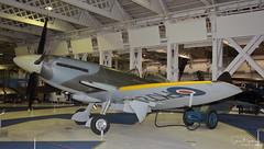 Spitfire 3 20161104 (Steve TB) Tags: rah hendon museum canon eos5dmarkiii supermarine spitfire mkvb f24