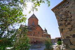 Wonderful sunshine over Khor Virap monastery (Andrey Sulitskiy) Tags: armenia khorvirap