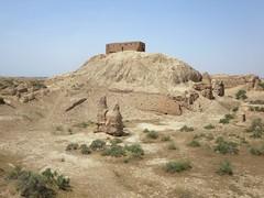 Nippur Ziggurat (D-Stanley) Tags: enlil sumerian nippur diwaniyah iraq ziggurat parthian