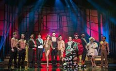 The Hole (GD-GiovanniDaniotti) Tags: hole bocca sexy filippo strocchi milano teatro ciak linearciak seno maestro cabaret circo berlusque rosso manga curvy topless buco bola pony loco