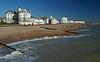 From the pier (SteveInLeighton's Photos) Tags: england march eastsussex 2016 beach pier eastbourne groyne wave