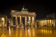 Brandenburger Tor (gresalex) Tags: architecture attraction berlin blue brandenburg brandenburger brandenburgertor branderburger building capital city cityscape column dusk europe evening famous freedom gate german germany illuminated landmark monument neoclassical night panorama quadriga reunification sightseeing sky square statue sunset tor tourism travel triumphal unity urban victory wahrzeichen wall west