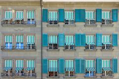 Facade, Bern (SchoonbrodtB) Tags: facade persienne volet