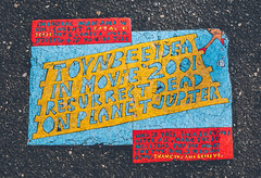 Toynbee Tile, Philadelphia (markmartucciphoto) Tags: toynbeetile philadelphia philly pa toynbee idea movie 2001 resurrect dead planet jupiter markmartucciphotography