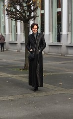 IMG_6474 (valkex1) Tags: long leather coat mature
