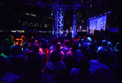 The GasLamp Killer Experience @ Grand Performances live on June 19th, 2015 (www.WeAreHum.org) Tags: the gaslamp killer experience grand performances live june 19th 2015 gas lamp music