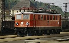 ÖBB electric loco 1041.22 Attnang-Puchheim