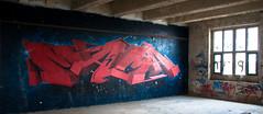 _DSC1367 (Under Color) Tags: leipzig graffiti lost places urban exploring leipsch walls