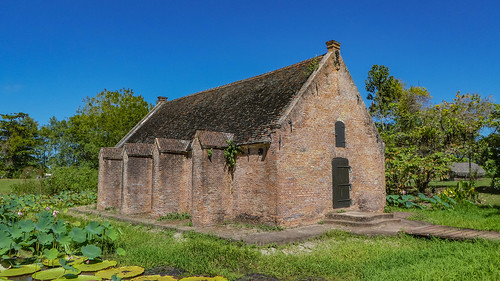 Gunpowder house disguised as church