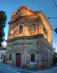 Oratorio di San Rocco, Viverone (rasocarlo66) Tags: oratorio oratoriosanrocco sanrocco viafrancigena francigena