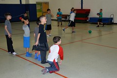 TRC 113016 023 (Tolland Recreation) Tags: boys girls kids children youth tweens sports dodgeball recreation fitness exercise game contest competition balls throwing tolland connecticut