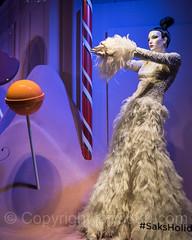 """Land of 1000 Delights""  2016 Holiday Window Display at Saks Fifth Avenue, New York City (jag9889) Tags: saksfifthavenue jag9889 usa mannequin dress reflection fashion fifthavenue outdoor 2016 christmas holiday candy midtown windowdisplay woman window display 20161201 couture newyork newyorkcity manhattan 5thavenue departmentstore flagship ny nyc saks storewindow unitedstates unitedstatesofamerica us"