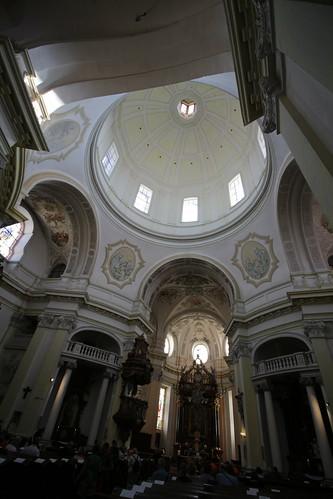 Jablonné, bazilika