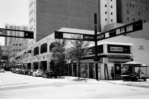 Miami Avenue Downtown Miami