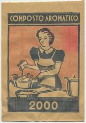 (Cristian Mantovani) Tags: old vintage print graphics retro ephemera