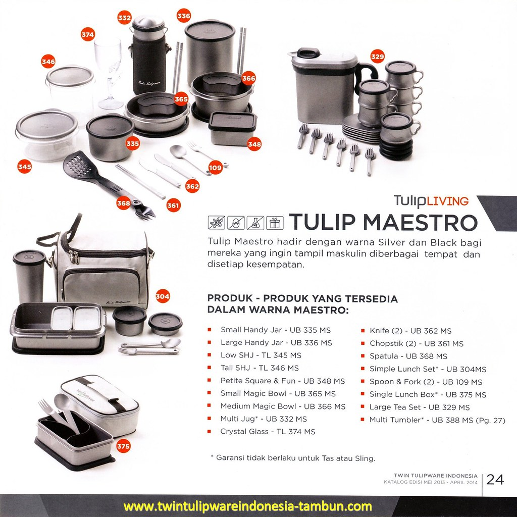 The Worlds Best Photos By Twin Tulipware Sc Tambun Unit Bestari Spoon Fork Ub 2 Blue Diamond Tulip Maestro Produk Katalog 2013 2014