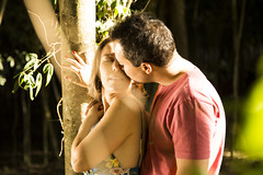 (Angelita Niedziejko) Tags: light portrait love canon photography couple sweet atmosphere together portraiture lovely illuminate softly