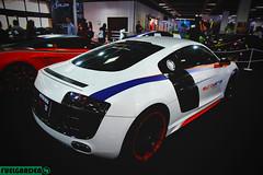 Rieger EuroWerks Audi R8 (fuelgarden) Tags: show international malaysia motor kuala kualalumpur lumpur carphotography carculture automotivephotography 2013