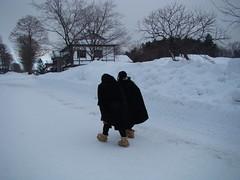 Sapporo Historical Village & Museum (Alex.Hurst) Tags: winter snow japan sapporo hokkaido village historical meiji taisho 北海道、日本