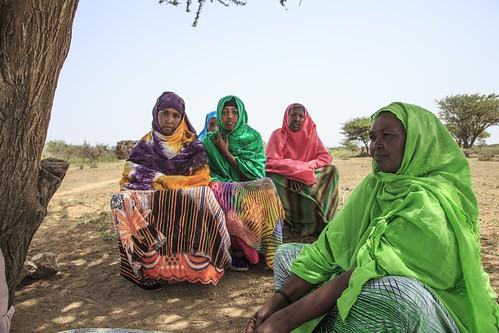 Women from Shimbiraale