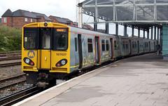 ches - merseyrail 507027 on arri