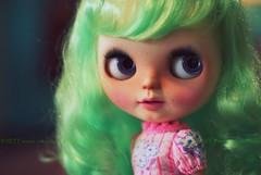 A Doll A Day. Jun 17. Neon.